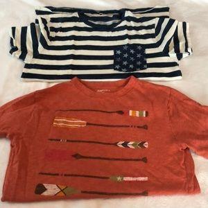 Gap Large T-shirts